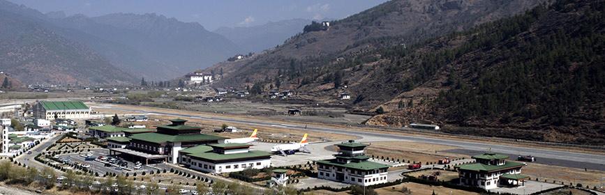 Getting into Bhutan